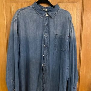 Tommy Hilfiger Jean-Like XXL Shirt